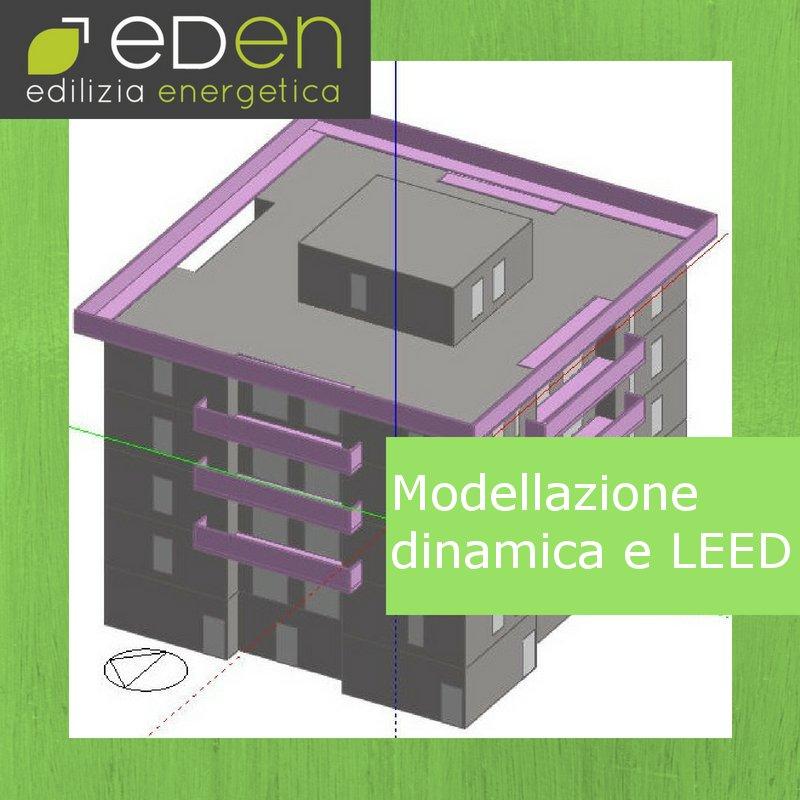 Modellazione dinamica e LEED certification