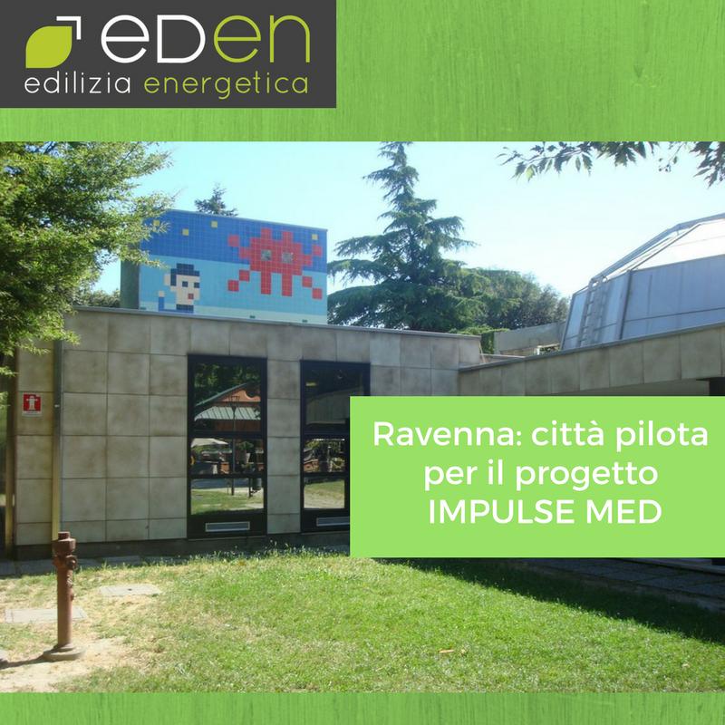 Ravenna: città pilota per il progetto IMPULSE-MED