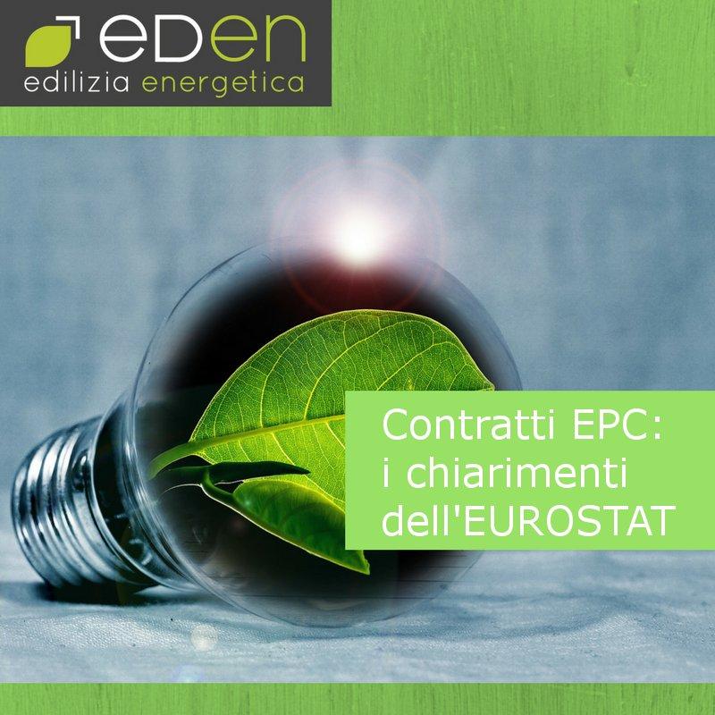 Contratti EPC: i chiarimenti dell'Eurostat