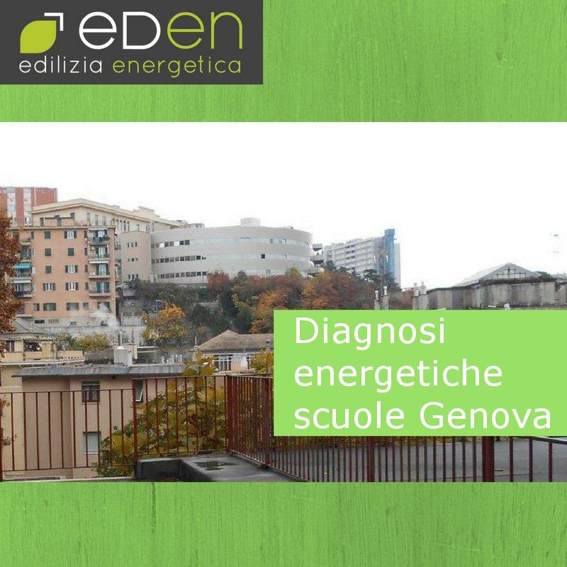 Fondo Kyoto: diagnosi energetiche nelle scuole di Genova