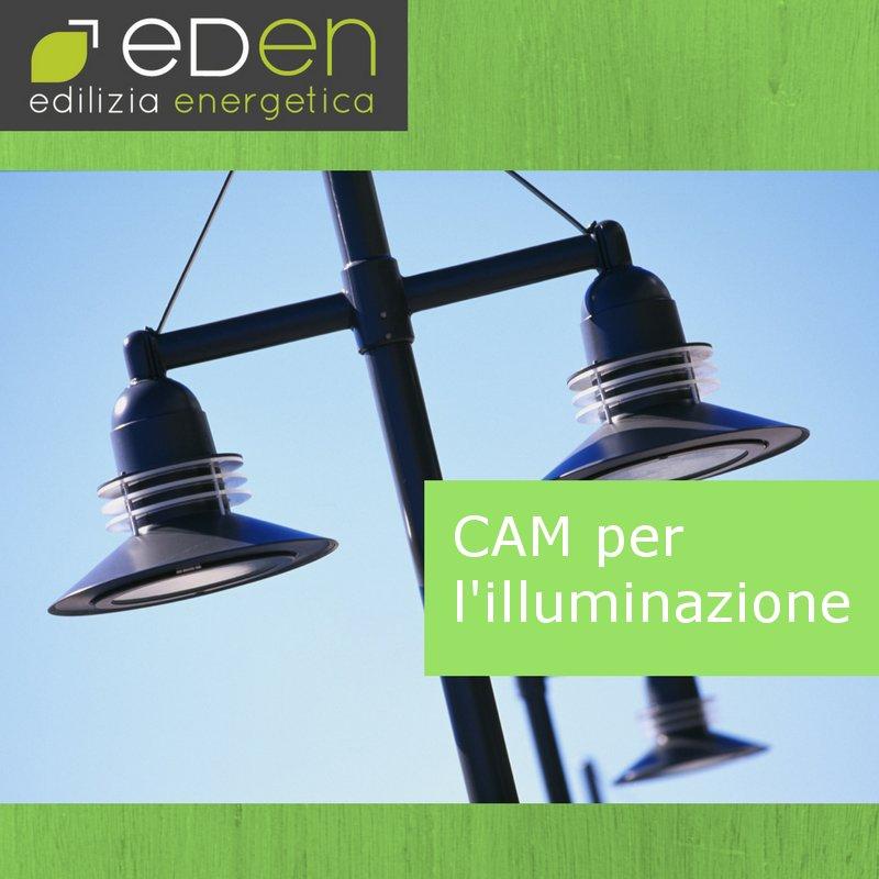 I criteri ambientali per il servizio di illuminazione pubblica