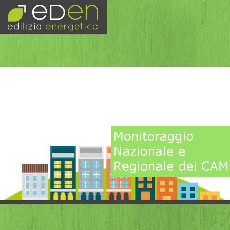 CAM e PAN: come avviene il monitoraggio Nazionale e Regionale