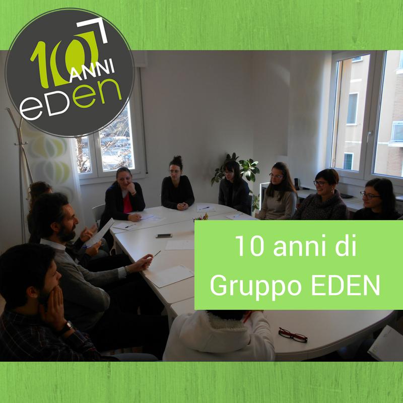10 anni di Gruppo EDEN edilizia energetica