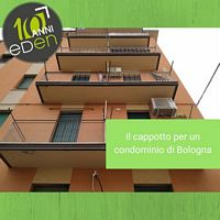 Efficientamento di un condominio di Bologna