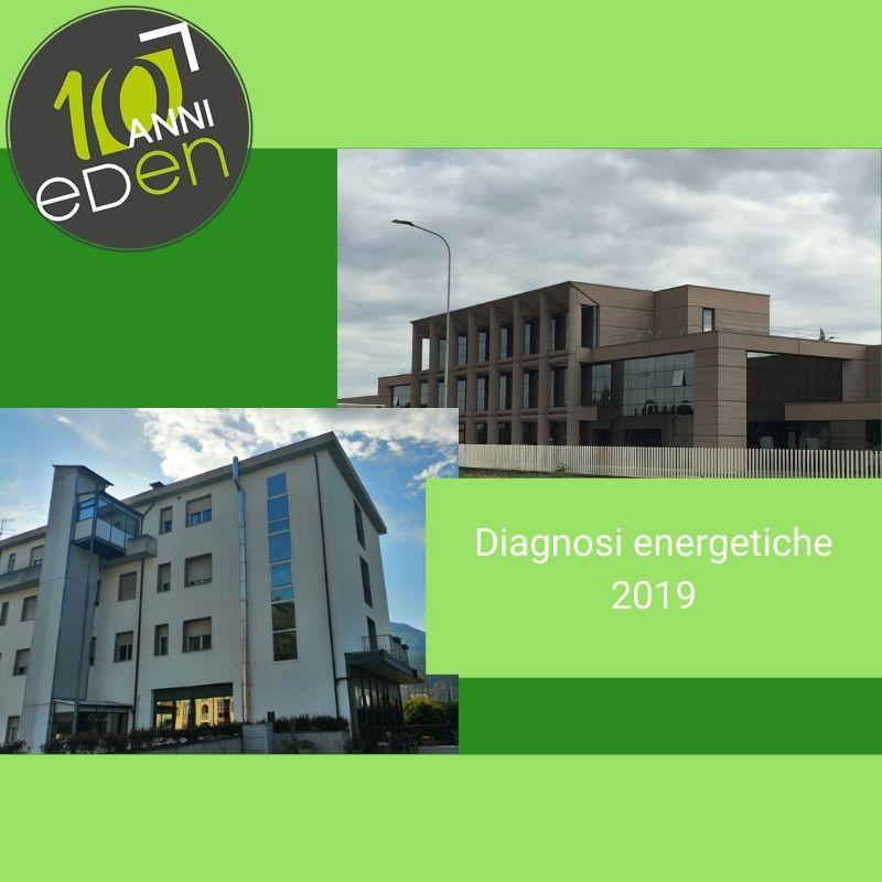 Diagnosi energetiche 2019