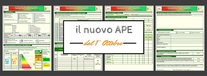 Certificazione Energetica degli Edifici: dal 1 Ottobre si cambia