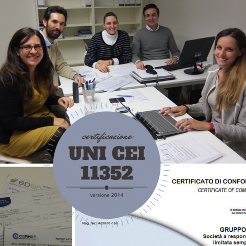 UNI CEI 11352