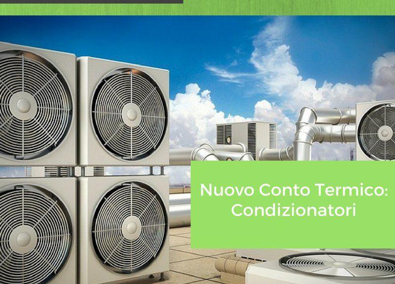 nuovo conto termico condizionatori