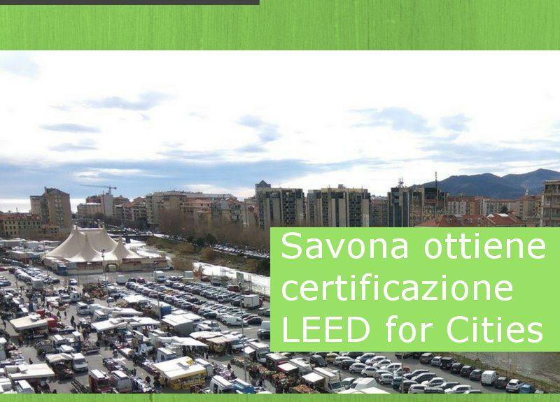 Savona certificazione LEED