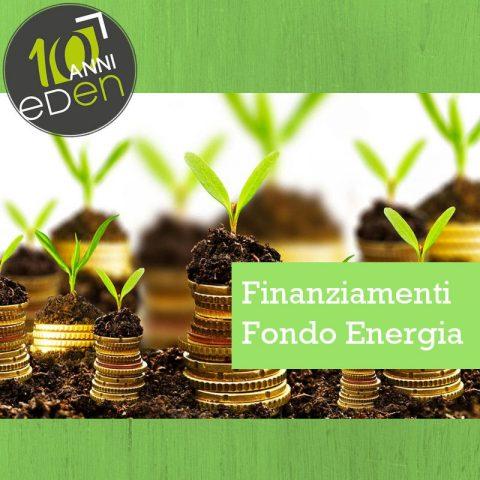 finanziamenti fondo energia