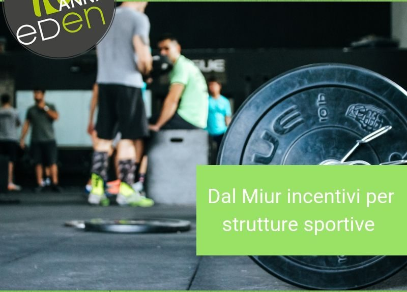 incentivi strutture sportive