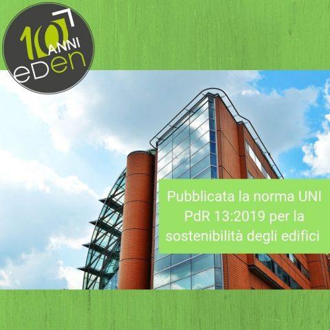 Gruppo Eden certificazione