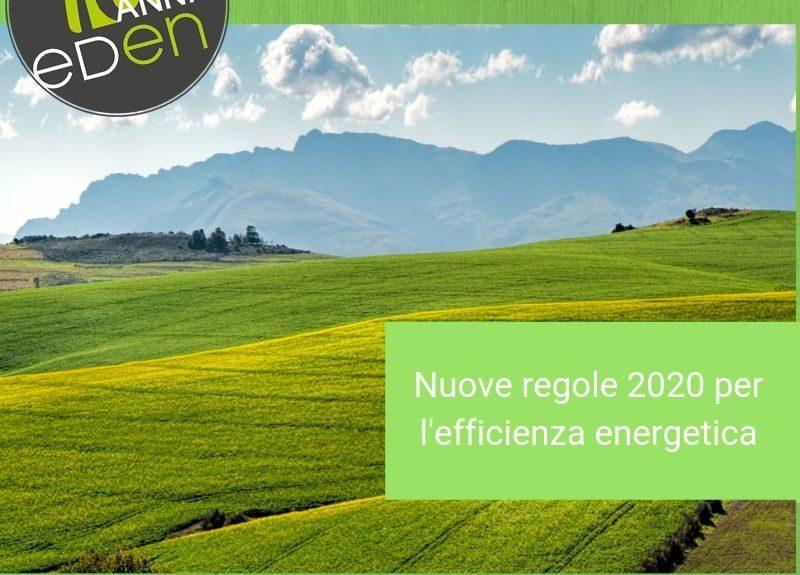 Gruppo Eden 2020
