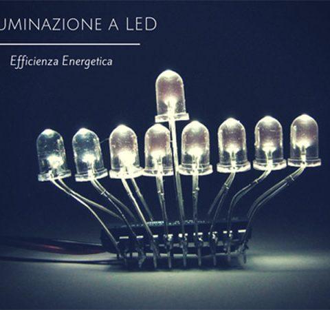 efficienza energetica LED
