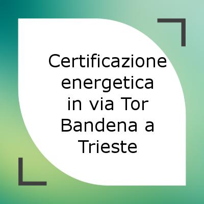 Certificazione energetica condominio