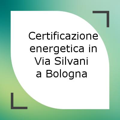 Certificazione energetica condominio Bologna