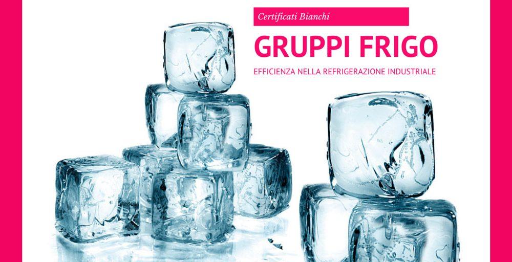 certificati bianchi gruppi frigo
