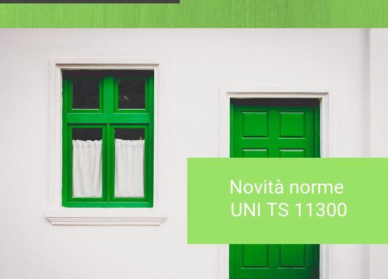 Norme UNI TS 11300