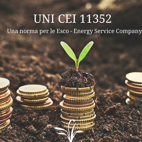 UNI CEI 11352 esco Bologna