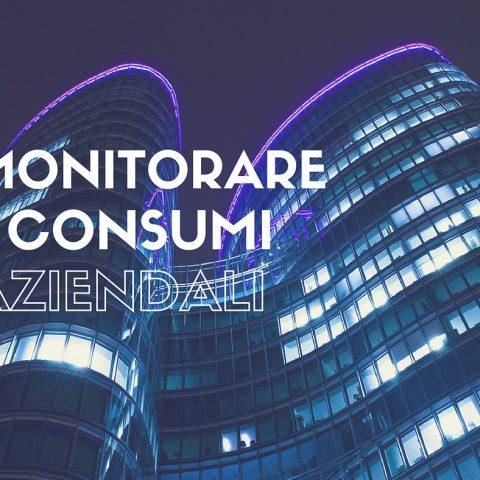 monitorare i consumi aziendali