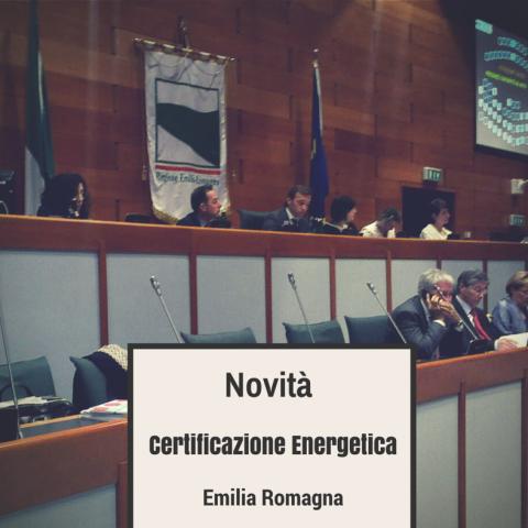 certificazione energetica APE