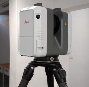 Rilievo con laser scanner