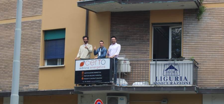 Gruppo Eden Bologna via della Barca