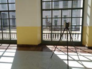 laser scanner rilievo interno